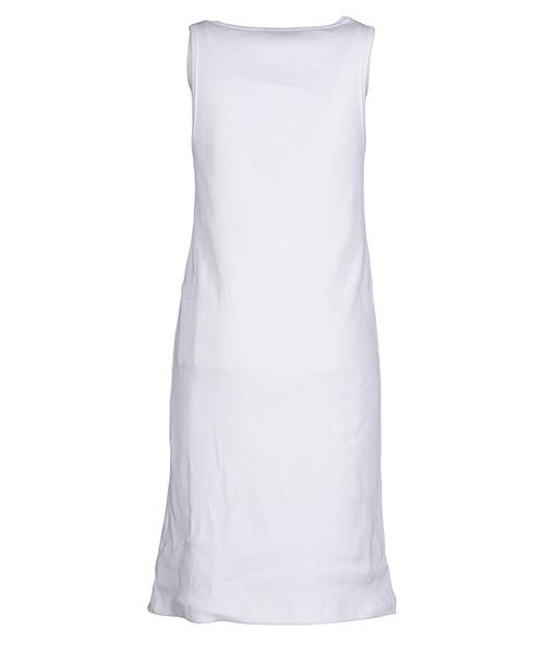 Vestito abito donna al ginocchio senza maniche  andy warhol sandra brant secondary image