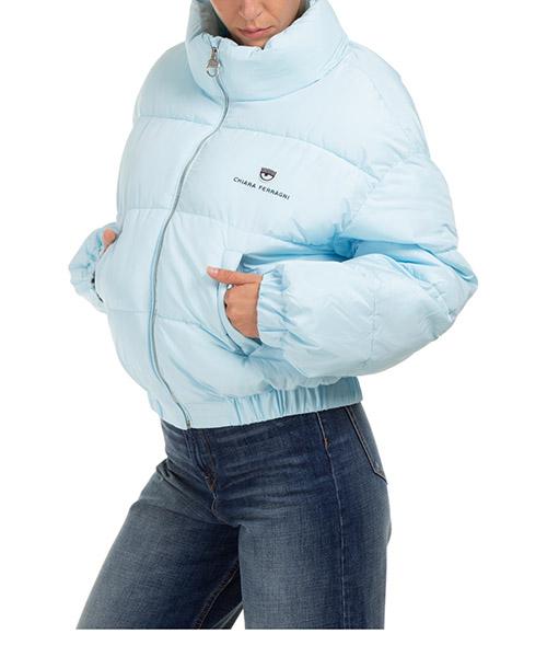 Jacket Chiara Ferragni CFD018BLUE azzurro