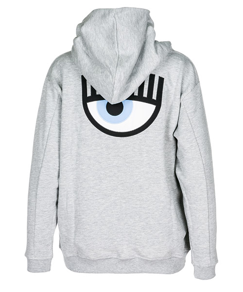 Women's sweatshirt hood hoodie logomania secondary image