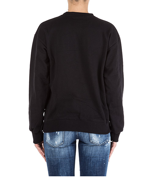 Women's sweatshirt logomania secondary image