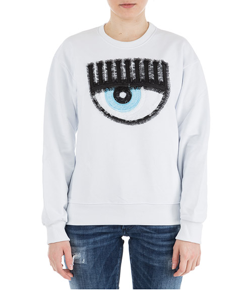 Women's sweatshirt logomania