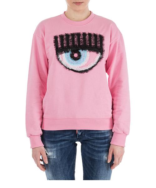 Women's sweatshirt logomania
