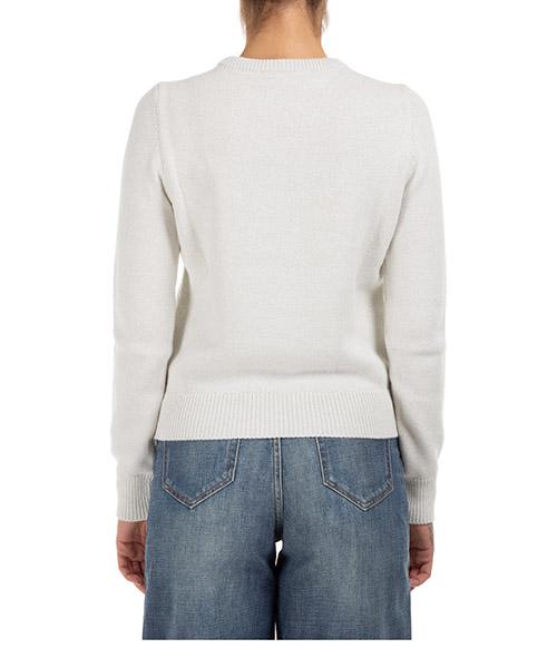 Damen pullover pulli rundhalsausschnitt flirting secondary image