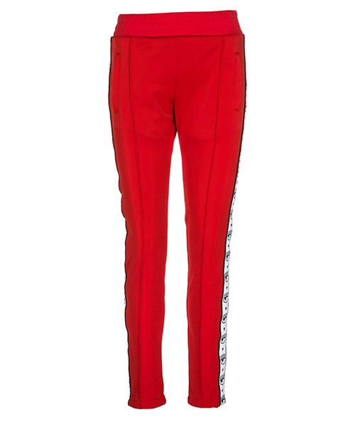 Sport trousers  Chiara Ferragni Logomania CFP017_008 rosso