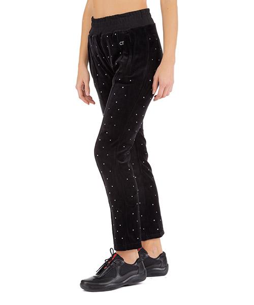 Pantalon de survêtement Chiara Ferragni CFP035 nero
