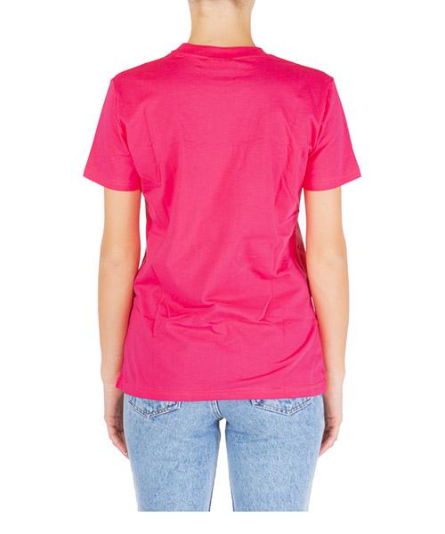 T-shirt ras du cou col rond manches courtes femme flirting secondary image