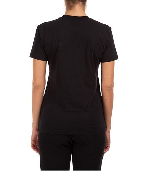 Damen t-shirt rundhalsausschnitt kurze Ärmele eyeike secondary image