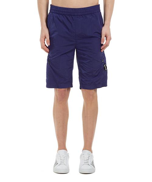 Shorts C.P. Company chrome lens pocket 08cmbe231a005148g87 blu