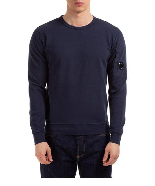 Sweatshirt C.P. Company 08CMSS053A002246G88 blu