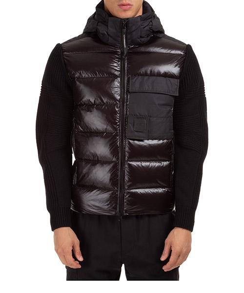 Winterjacke C.P. Company 09cmkn175a004306m99 nero