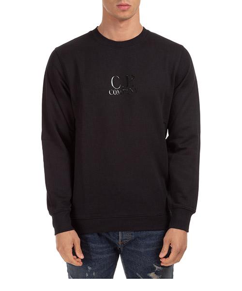 Sweatshirt C.P. Company 09cmss008a005086w99 nero