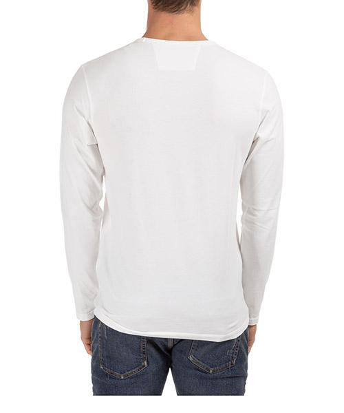 Herren t-shirt langarm langarmshirt runder kragen urban protection secondary image