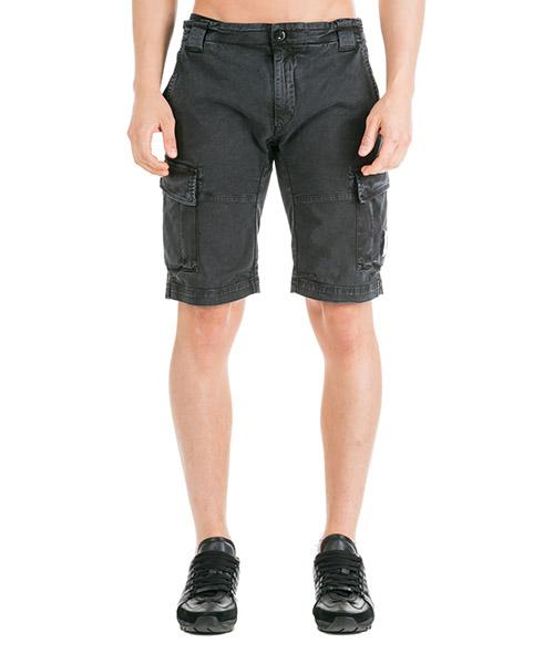 Pantalones cortos C.P. Company 06CMBE105A005370S nero