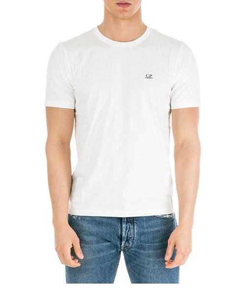 T-shirt C.P. Company 06CMTS043A005100W white