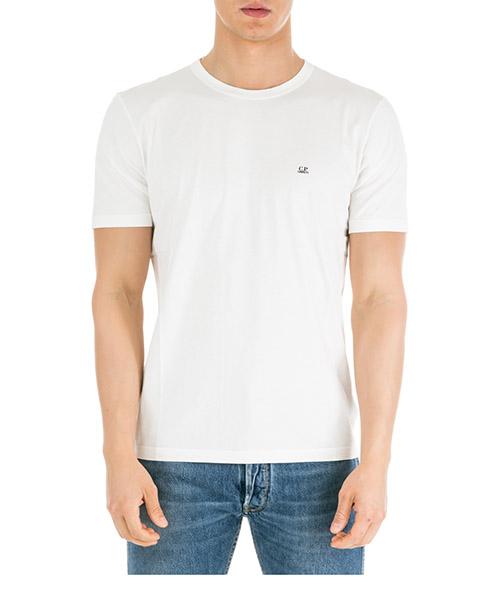 T-shirt C.P. Company 06CMTS054A000444G bianco