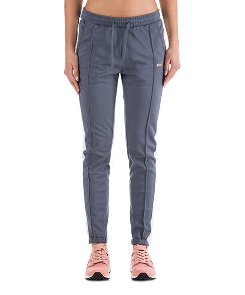 Pantalones deportivos Diadora 502.173296 grigio