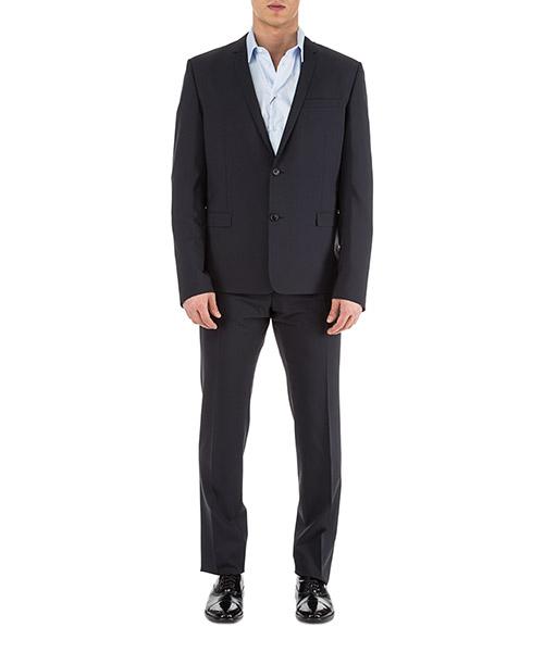 Costume Dior 233C762A1800-505 blu