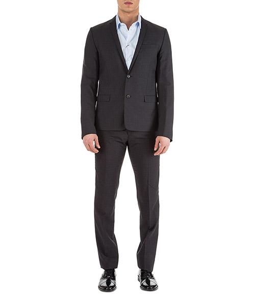 Costume Dior 233C762A1800-806 gris anthra