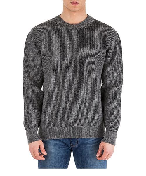 Men's crew neck neckline jumper sweater pullover