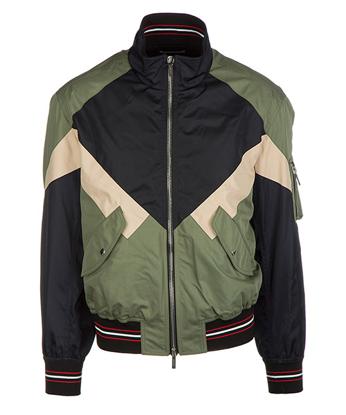Bomber Dior 763C485V3997 605 verde