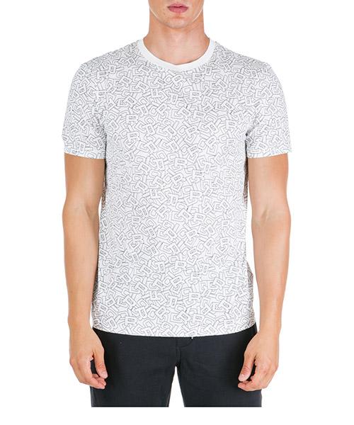 T-shirt Dior 863J613B0526070 blanc