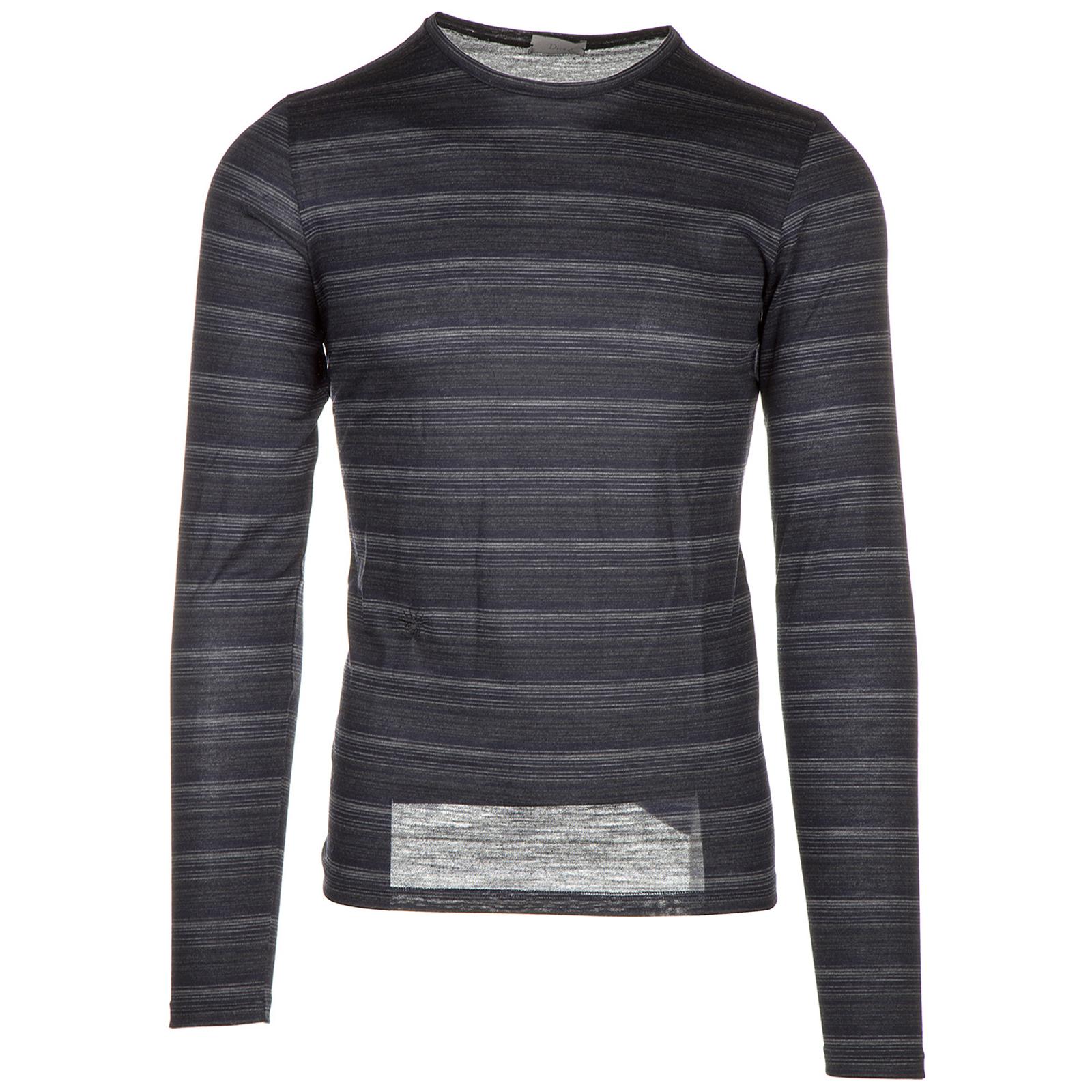 40f40c2a6463 Long sleeve t-shirt Dior 9H3367520175 grigio