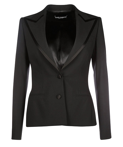 Jacket Dolce&Gabbana F29S6TFUBAJN0000 nero