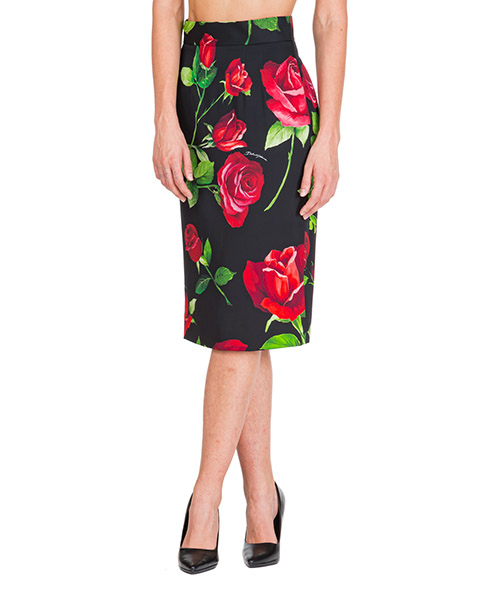 Skirt Dolce&Gabbana F4BPPTFSAY1HN01A nero
