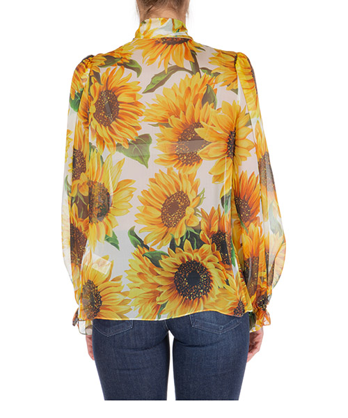 Women's shirt long sleeve blouse secondary image