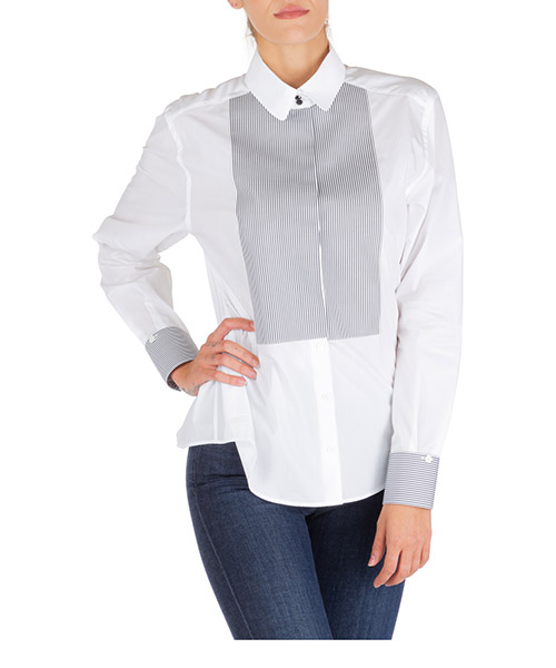 Camicia Dolce&Gabbana f5l59tfu5k9s9348 bianco