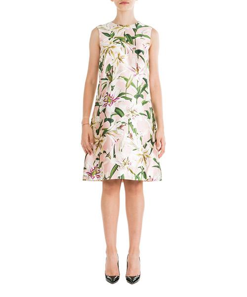 Платье длиной до колен Dolce&Gabbana F6A6ATHS149HFKK8 rosa