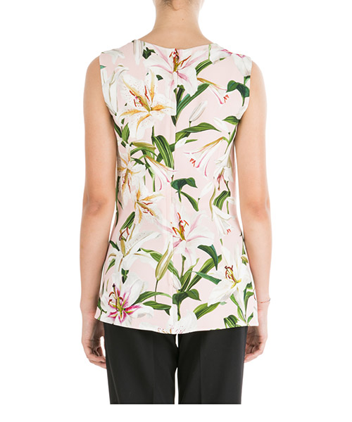 Women's top sleeveless secondary image