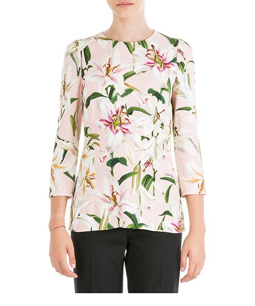 Camisa Dolce&Gabbana F7T88TFSRLJHFKK8 rosa
