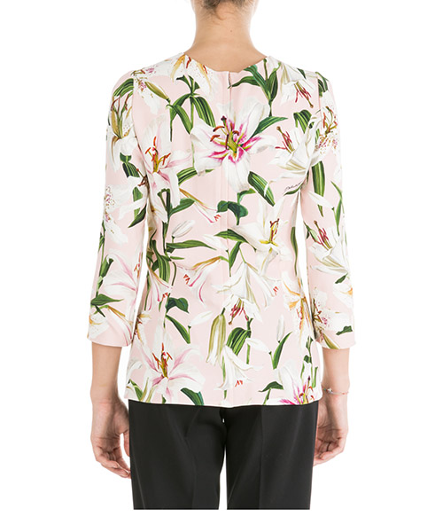 Women's shirt long sleeve bluesa secondary image