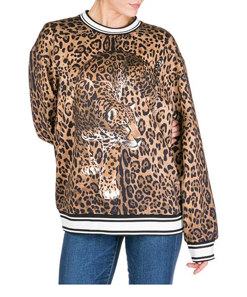 Sweatshirt Dolce&Gabbana f9f34thh78zhherm marrone