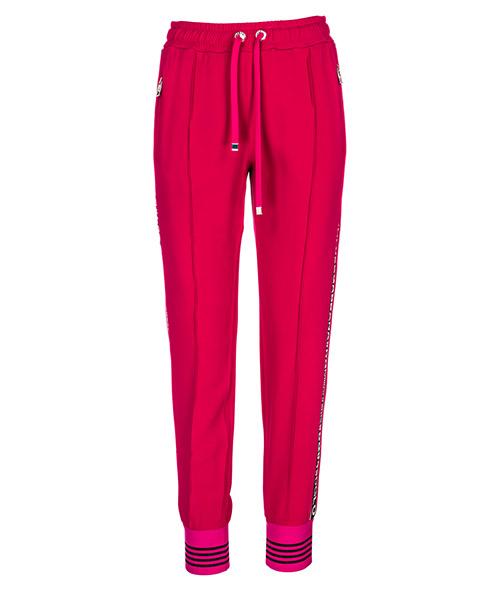 Спортивные брюки Dolce&Gabbana FTA1DTG7QHQF4079 fucsia