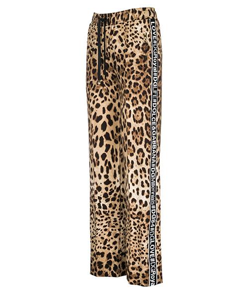 Women's wide leg palazzo trousers secondary image