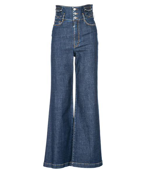 Jean Dolce&Gabbana FTA89ZG981BB0665 blu