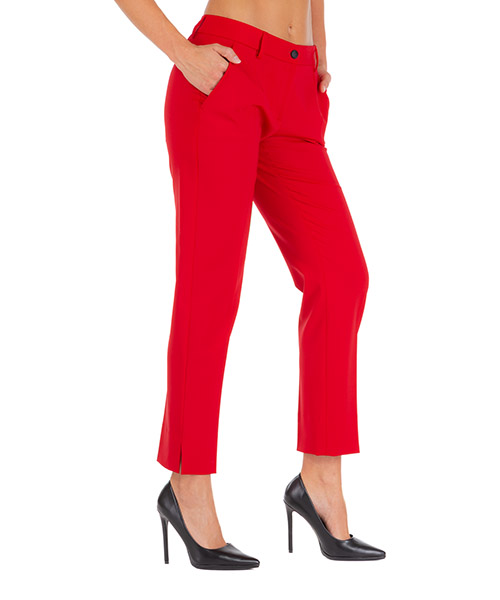Pantalone Dolce&Gabbana ftagntfubeir0156 rosso