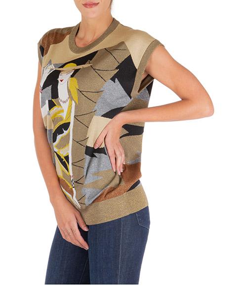 T-shirt Dolce&Gabbana fx600tjamj4s9000 oro