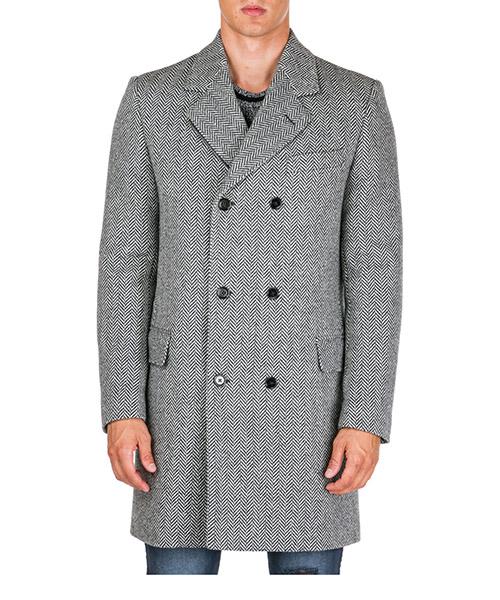 Mantel Dolce&Gabbana g008gtfcmbqs8031 grigio