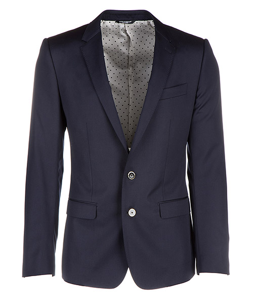 Giacca Dolce&Gabbana G2IP4T FU2MT B6712 blu