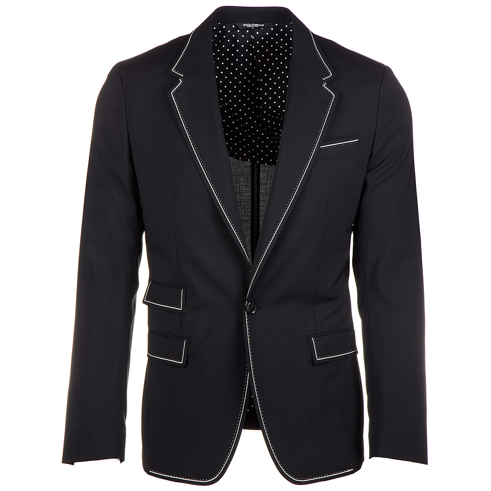 Men's wool jacket blazer