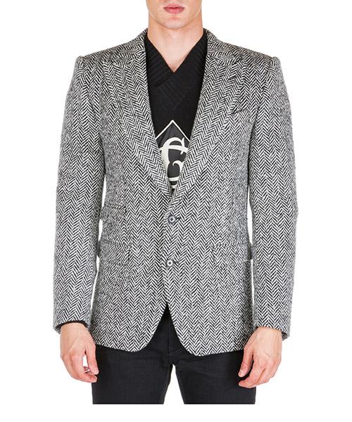 Blazer Dolce&Gabbana g2lx4tfcmbqs8031 grigio