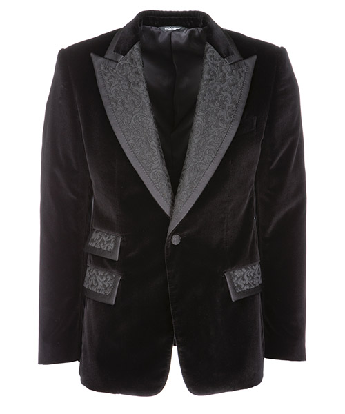 Jacke Dolce&Gabbana G2LY7TFUVG7N0000 nero