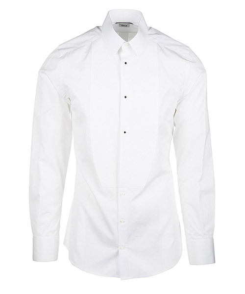 Mужская рубашка с длинным рукавом