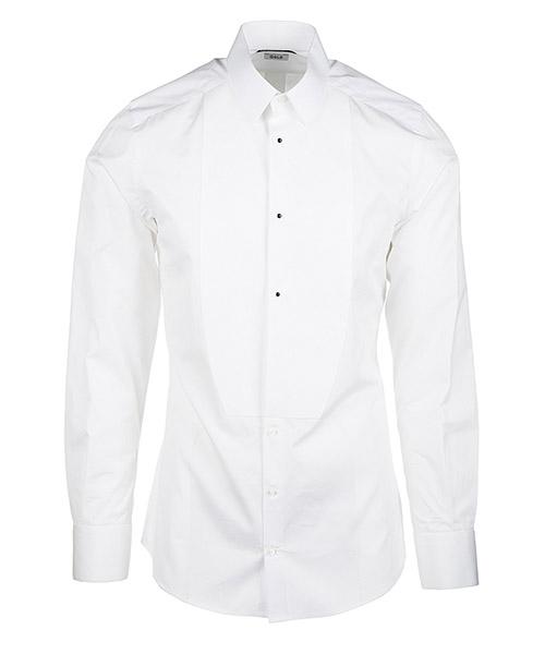 Camicia Dolce&Gabbana G5DX8T FU5GK W0800 bianco