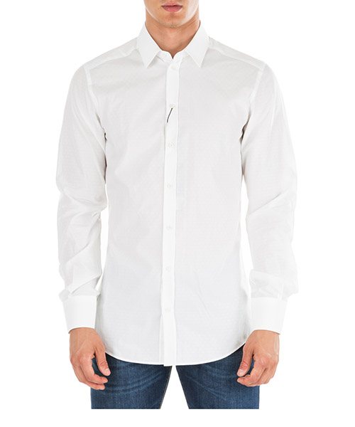 Рубашка Dolce&Gabbana G5EJ0TFJ5F0W0800 bianco