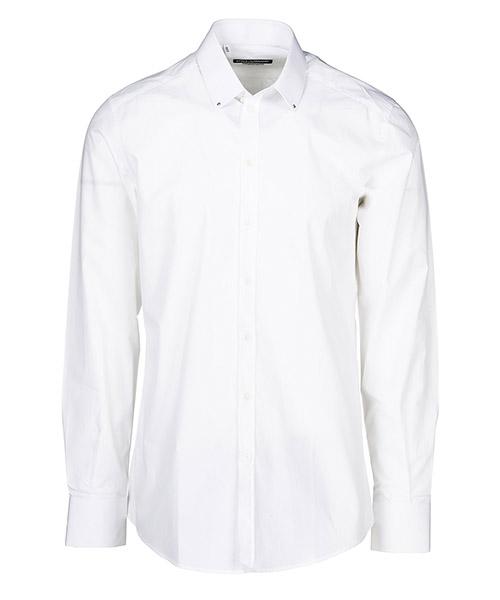 Hemd Dolce&Gabbana G5EY8ZFU5GKW0800 bianco