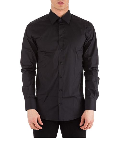 Camicia Dolce&Gabbana G5FT8TFUMRYN0000 nero